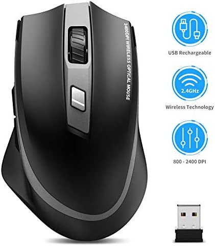 Wireless Rechargeable TedGem Ergonomic Adjustable product image