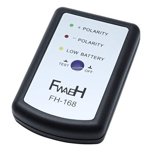 AUTUT Automotive Plastic Sheel Speaker Polarity Tester Phasemeter