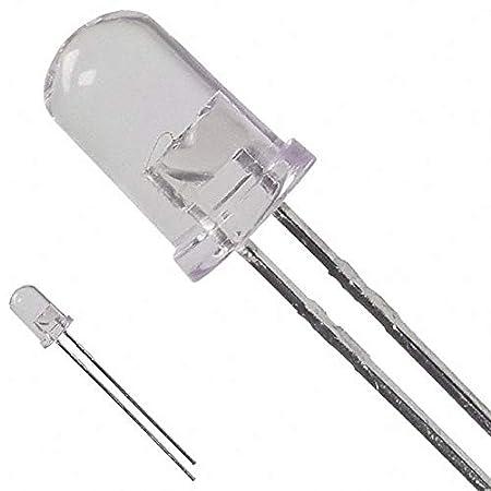 HLMP-C625-P0000 Broadcom Limited Optoelectronics HLMP-C625-P0000 Pack of 100