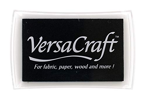 VersaCraft Multipurpose water-based pigment ink (VK-182 Real Black)