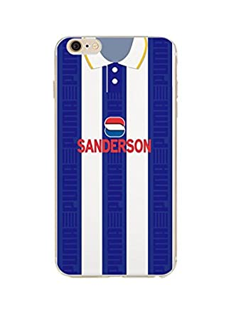detailed look c9410 0f7ab Ultra Retro Football Cases Sheffield Wednesday FC Retro Kit Shirt iPhone 6  & 6s Phone Case Cover