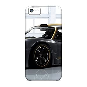 Anti-scratch Case Cover LastMemory Protective Lotus Elise Rr Roadster Case For Iphone 5c