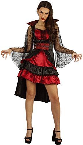 U LOOK UGLY TODAY Womens Halloween Costume Vampiress Cosplay Adult Fancy Party Dress -