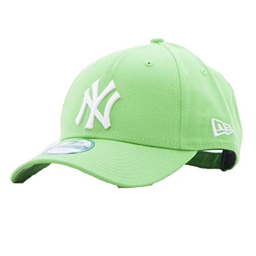 Yankees York Basic Regolabile 9forty Cappellino New Verde Era Mlb League qIpXwFv