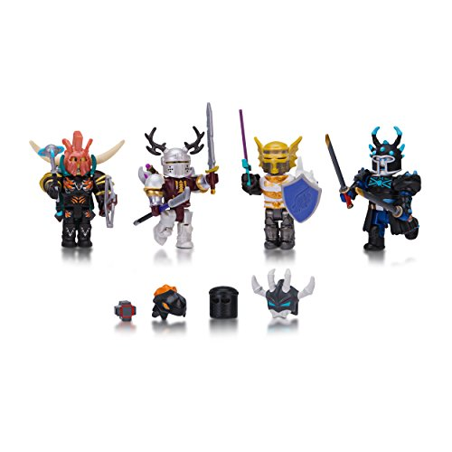 Roblox Mix & Match Action Figure 4 Pack, Days of Knight