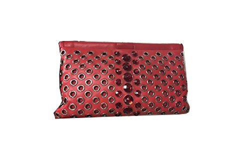 Miu-Miu-Nappa-Leather-Clutch-Red