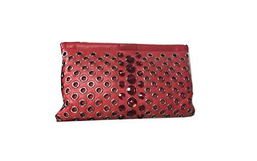 Miu-Miu-Nappa-Leather-Clutch-Red