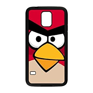 Angry Bird Samsung Galaxy S5 Cell Phone Case Black DIY GIFT pp001_8195826