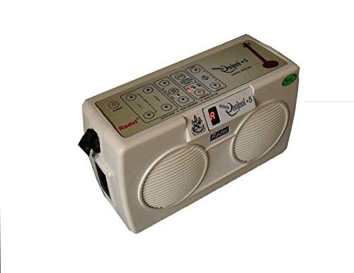 RADEL RANJANI +5 ELECTRONIC TANPURA REAL SOUND TAMBORA RAAGINI 3 YEARS WARRANTY