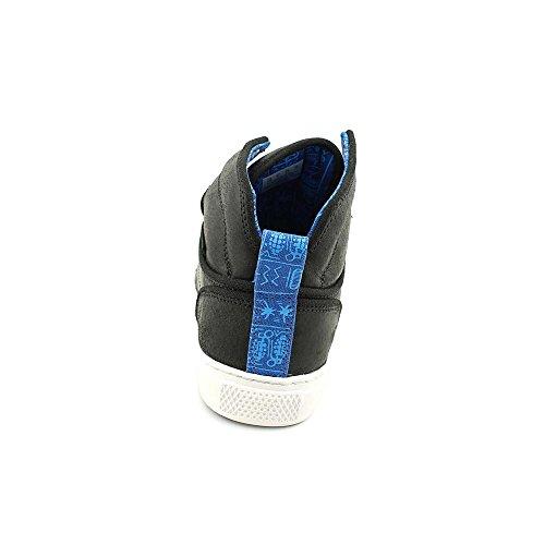 Vans M ALOMAR TRIBES Zapatillas Cuero Negro para Hombre