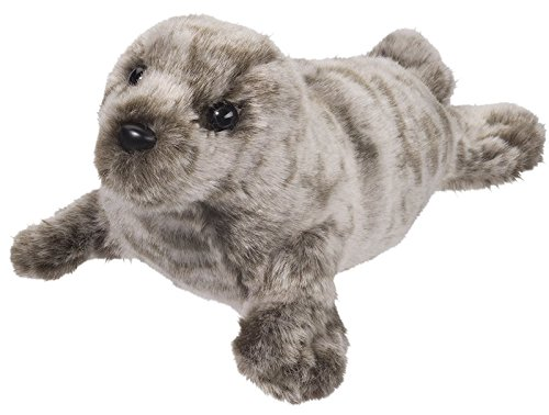 Cuddle Toys 3721 Miki Monk Seal Plush Toy ()