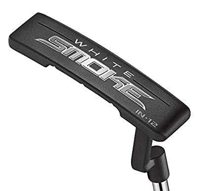 TaylorMade Golf White Smoke Putter IN-12 from Taylormade-Adidas Golf Company