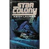 Star Colony, Keith Laumer, 0441780350