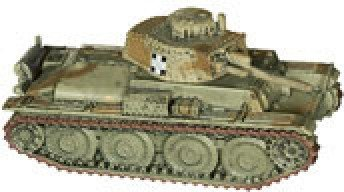 Axis and Allies Miniatures: PzKpfw 38(t) - Eastern Front 1941-1945 (Axis Miniatures And Allies)