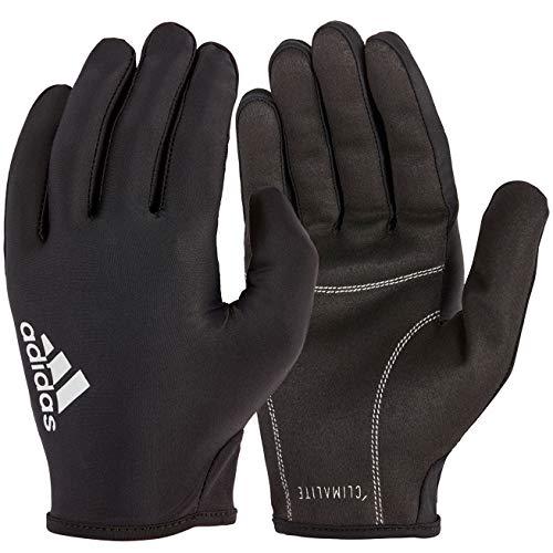 adidas Full Finger Training Gloves - Grey (Full Finger Weightlifting Gloves)