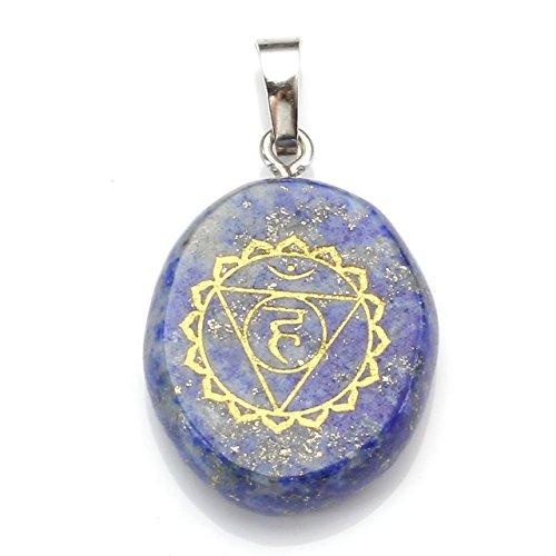 JOVIVI Chakras Healing Crystals Stainless