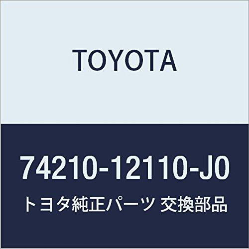 TOYOTA Genuine 74210-12110-J0 Armrest Assembly