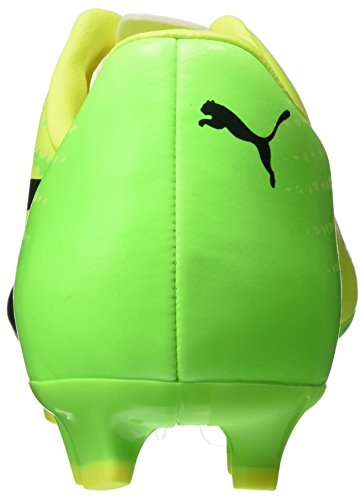 safety Jaune Homme Black Gecko Puma 17 Yellow 4 puma 01 De Fg Football Evospeed Chaussures green BwB0zx8q
