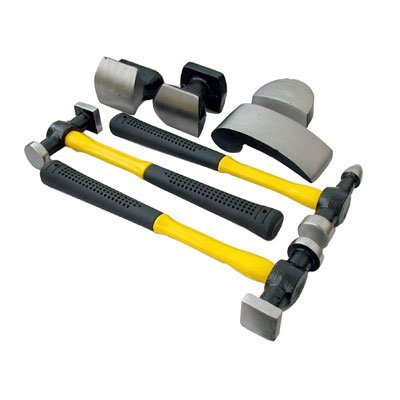 7 PIECE PANEL BEATING KIT by Tooltime from Tooltime