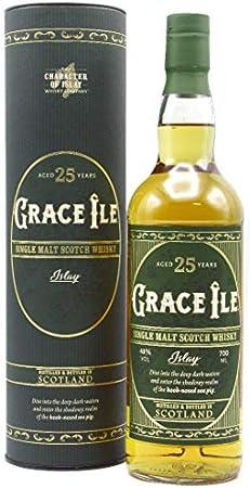The Character Of Islay Whisky Company - Grace Ile - Islay Single Malt - 25 year old Whisky