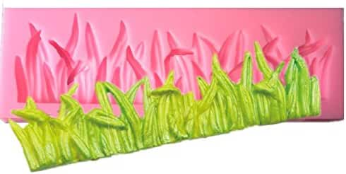 Grass Shape Silicone Mold Fondant Mold Chocolate Mold Cupcake Cake Side Decoration Tool By Palker Sky