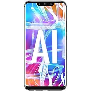Huawei Y6 2019 MRD-LX3 6.09″ Dewdrop Display 32GB 2GB RAM Dual SIM 13MP+ 8MP A-GPS Fingerprint Factory Unlocked No Warranty US (Brown)