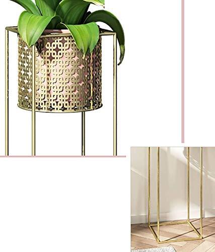 79bfe332359d Yalztc-zyq16 Nordic Wrought Iron Floor Rack Light Luxury Living Room  Display Stand