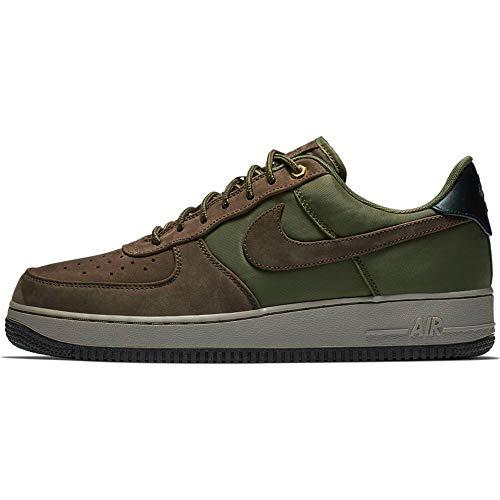 Nike Air Force 1'07 Premier Mens Shoes Baroque Brown/Army Olive aj7408-200 (8 M US) (1 Air Brown Force)