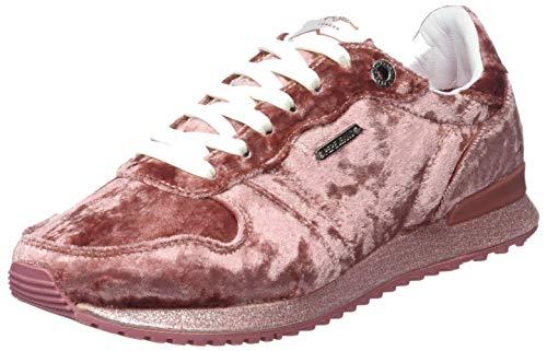 Para 330 Mujer Jeans Zapatillas 330 Para Gable Velvet Rosa Pepe island ... f053fc