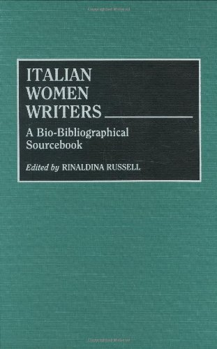 womens writing in italy