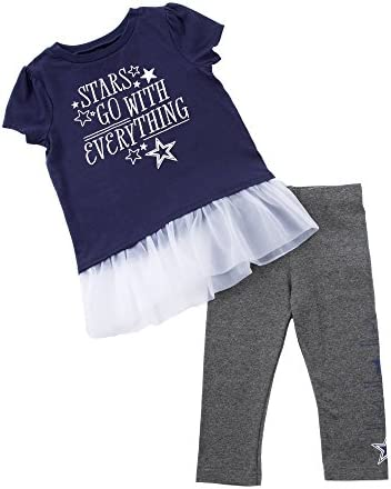 Dallas Cowboys Girls Infant Peppie product image