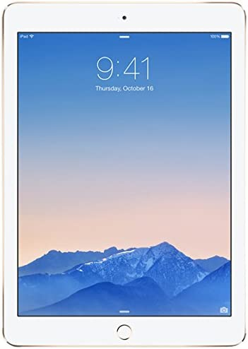 Apple Mh0w2 9 7 Inch Ipad Air 2 Gold 16gb Computers Accessories