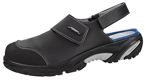de Taille 48 4556 sécurité Noir sandale Abeba Crawler Chaussure 48 ZI5x0
