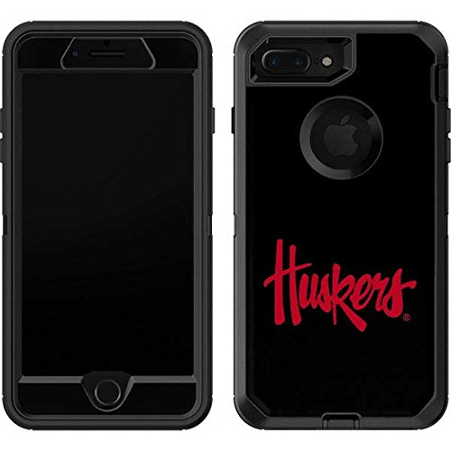 Nebraska Phone - University of Nebraska OtterBox Defender iPhone 7 Plus Skin - Nebraska Huskers