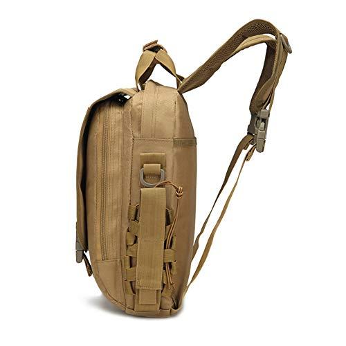 a militar de Mochila pequeña tableta agua ShaMoShuMa prueba Broncearse táctico de al mochila de libre la aire camuflaje mochila OwqBSwH0