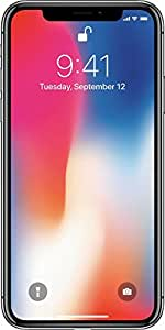 Apple Iphone X (iphonex) Sprint 64gb Face ID (Space Gray)