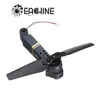 EACHINE E58 RC Quadcopter Piezas de Recambio para Brazos con Motor ...