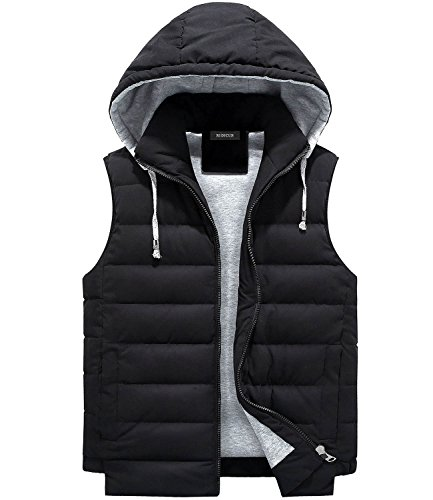 Quilted Thermal Vest - 9