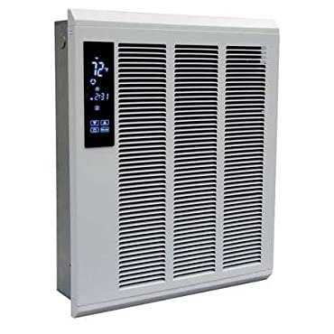 Qmark Polyester Powder Coated White Electric Wall Heater (SSHO4007)