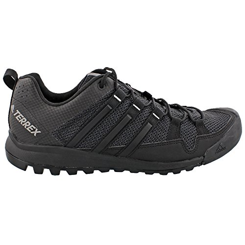 adidas Terrex Solo, Zapatillas de Deporte para Hombre Gris (Griosc / Negbas / Grpuch)