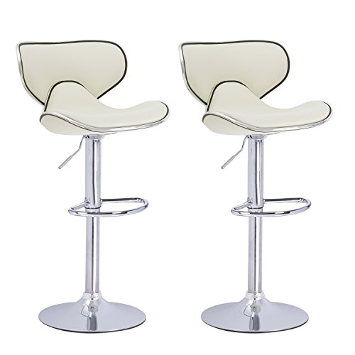 Oval Set Bar Stool - 1