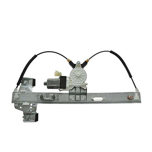 - Rear Power Window Regulator w/Motor Passenger Side RH for 04-08 Grand Prix