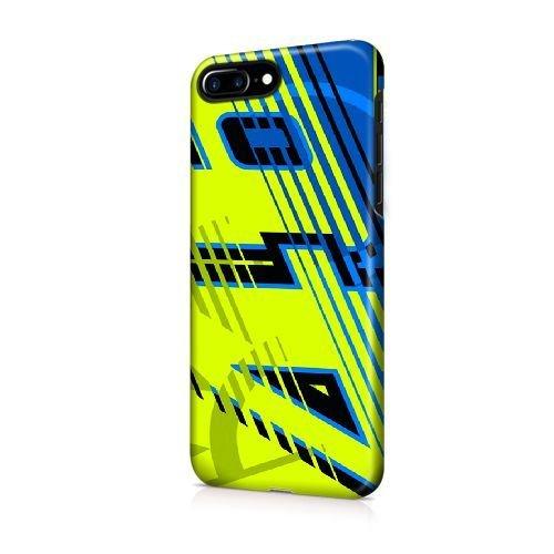NOEL TINNEBERG SERIES Back Case for iPhone 7 Plus 5.5 Inch - JFODHFLD38351 - (VALENTINO ROSSI) THEME Hard Plastic Snap-On Case Skin Cover For iPhone 7 Plus 5.5 Inch