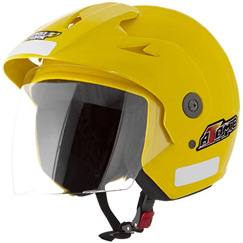 Pro Tork Capacete Atomic 58 Amarelo