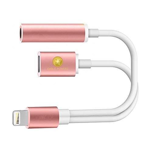 Lightning Adapter Premier Headphone Converter product image
