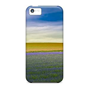 Npb12222zVlY Fields Of Lavender Awesome High Quality Iphone 5c Case Skin