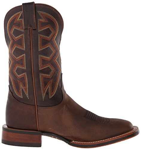 Nocona Boots Mens Lascia Rodeo 11 Pollici Western Riding Boot Tan Frida