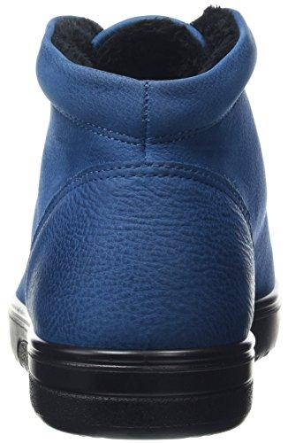 Azul para Fara Poseidon2269 Zapatillas Altas Ecco Mujer wa0AqxX
