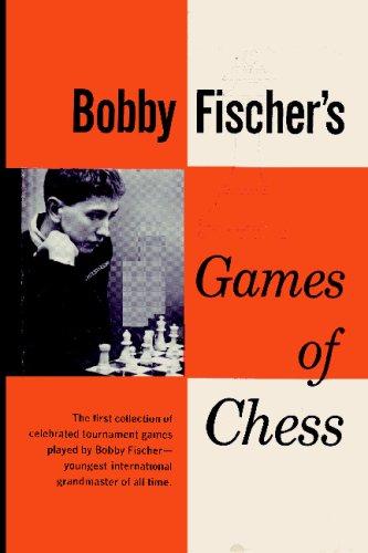 Fischer Chess Bobby - Bobby Fischer's Games of Chess