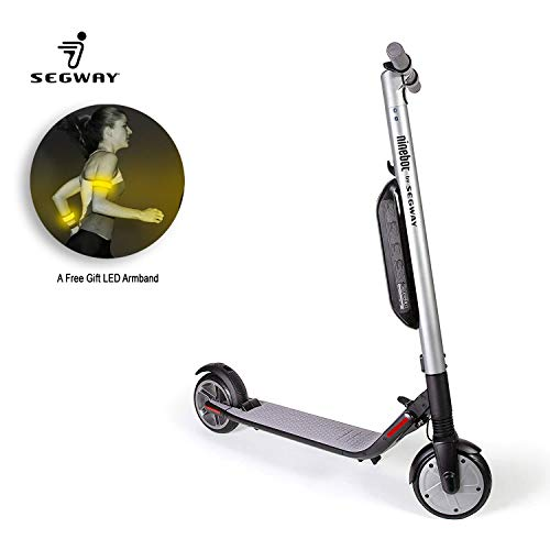 Ninebot Segway - ES4 Kick Scooter High-Performance Foldable Electric Scooter - 28 Mile Range, 18.6...